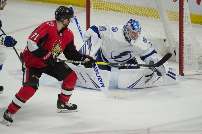 Ottawa Senators vs. Tampa Bay Lightning - 10/12/19 NHL Pick, Odds, and Prediction