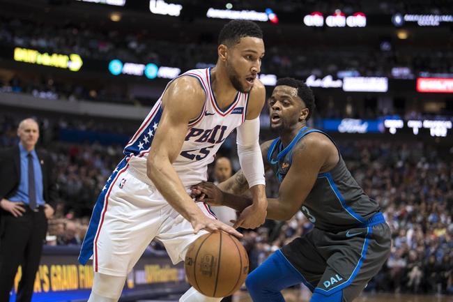 Philadelphia 76ers vs. Dallas Mavericks - 12/20/19 NBA Pick, Odds & Prediction