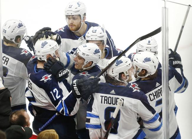 Chicago Blackhawks vs. Winnipeg Jets - 10/12/19 NHL Pick, Odds, and Prediction