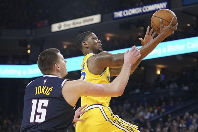 Golden State Warriors vs. Denver Nuggets - 1/16/20 NBA Pick, Odds & Prediction