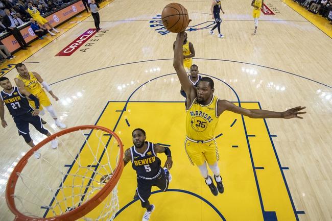 Golden State Warriors vs. Denver Nuggets - 1/16/20 NBA Pick, Odds, and Prediction