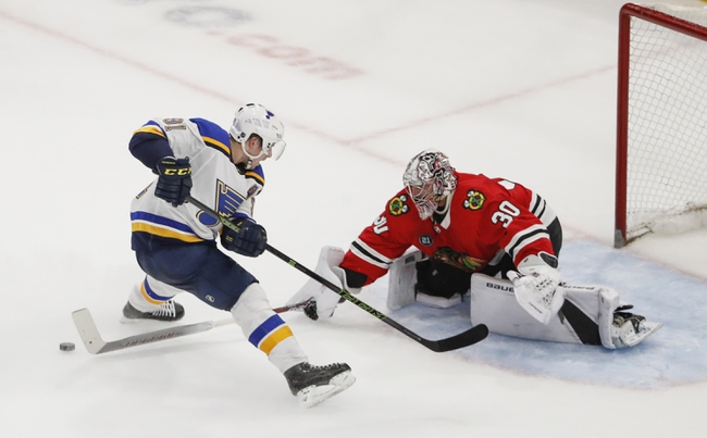 Chicago Blackhawks vs. St. Louis Blues - 12/2/19 NHL Pick, Odds, and Prediction