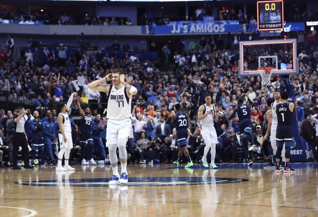 Dallas Mavericks vs. Minnesota Timberwolves - 12/4/19 NBA Pick, Odds, and Prediction