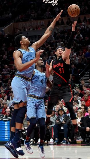 Memphis Grizzlies vs. Portland Trail Blazers - 2/12/20 NBA Pick, Odds & Prediction