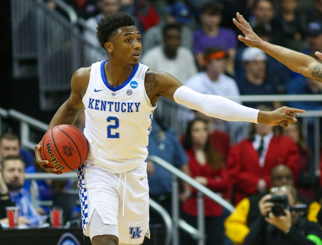 Kentucky vs. Michigan State - 11/5/19 College Basketball Pick, Odds, and Prediction