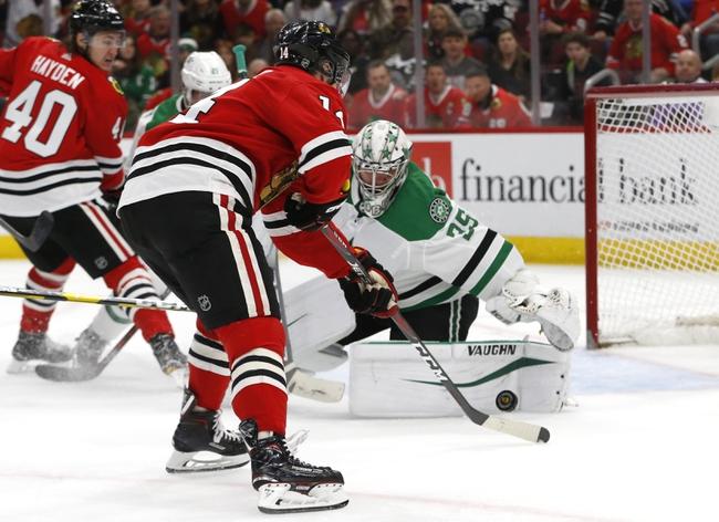 Dallas Stars vs. Chicago Blackhawks - 2/23/20 NHL Pick, Odds, and Prediction