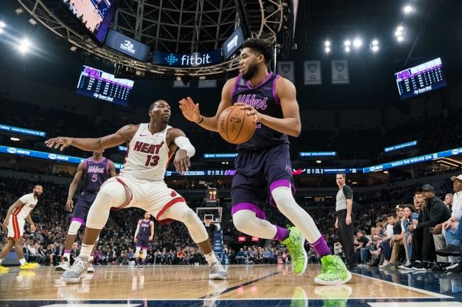 Minnesota Timberwolves vs. Miami Heat - 10/27/19 NBA Pick, Odds, and Prediction