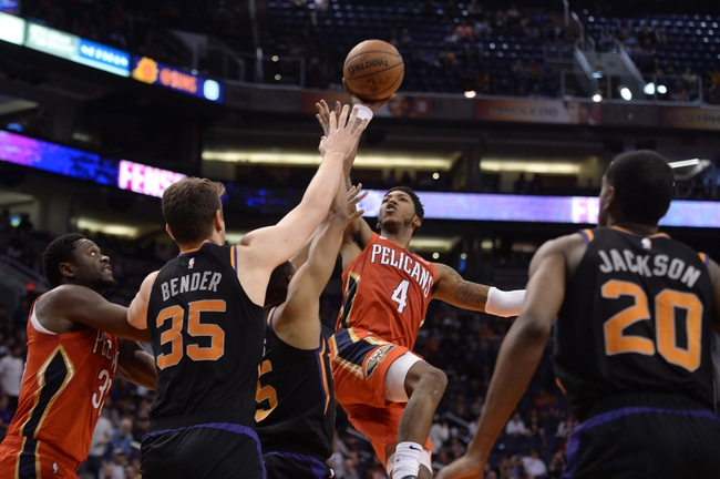 Phoenix Suns vs. New Orleans Pelicans - 11/21/19 NBA Pick, Odds, and Prediction