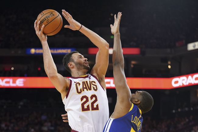 Cleveland Cavaliers vs. Golden State Warriors - 2/1/20 NBA Pick, Odds, and Prediction