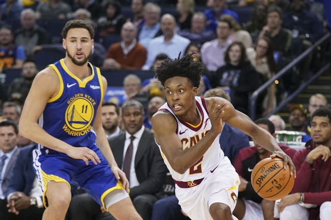 Cleveland Cavaliers vs. Golden State Warriors - 2/1/20 NBA Pick, Odds & Prediction