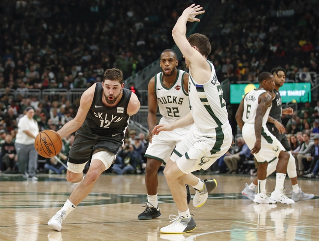 Brooklyn Nets vs. Milwaukee Bucks - 1/18/20 NBA Pick, Odds & Prediction