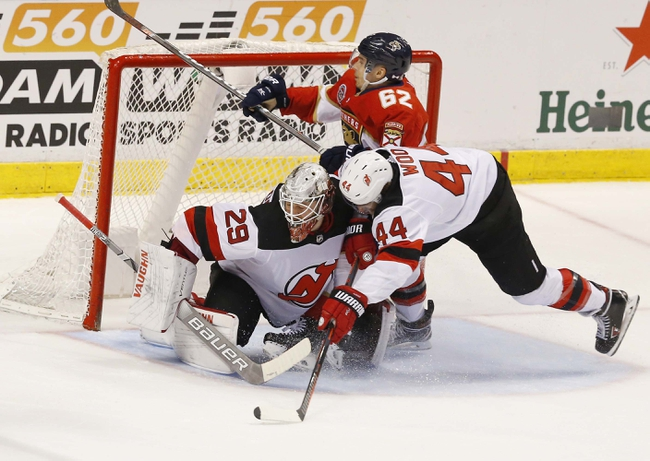 New Jersey Devils vs. Florida Panthers - 10/14/19 NHL Pick, Odds, and Prediction