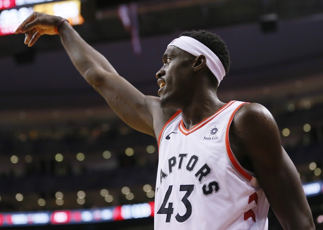 Toronto Raptors vs. Miami Heat - 12/3/19 NBA Pick, Odds, and Prediction