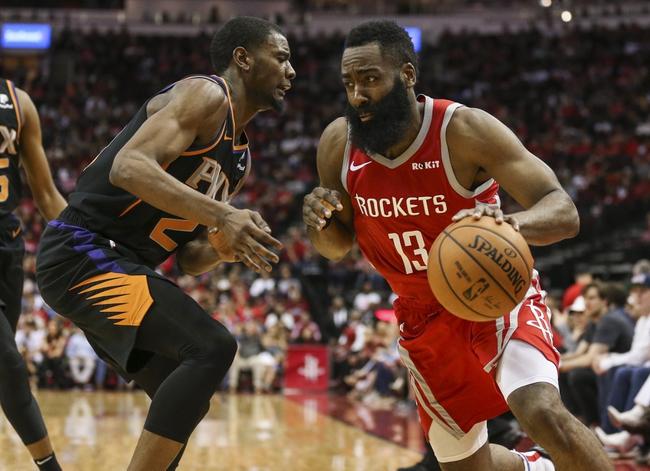 Houston Rockets vs. Phoenix Suns - 12/7/19 NBA Pick, Odds, and Prediction