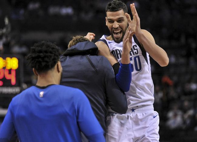 Memphis Grizzlies vs. Dallas Mavericks - 11/9/19 NBA Pick, Odds, and Prediction