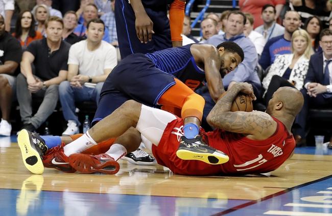 Houston Rockets vs. Oklahoma City Thunder - 10/28/19 NBA Pick, Odds, and Prediction