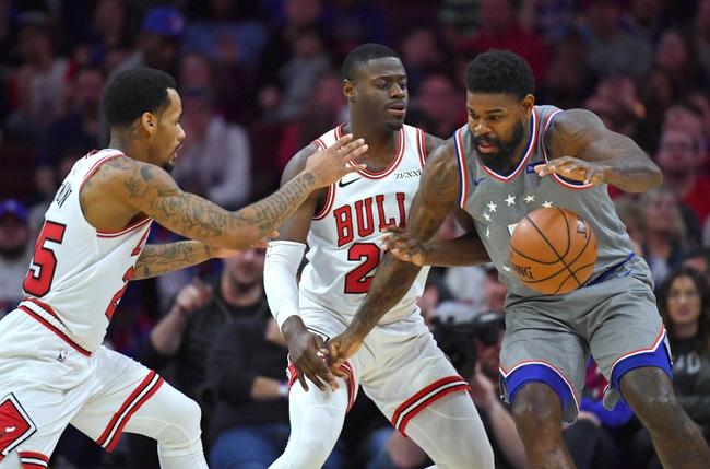 Philadelphia 76ers vs. Chicago Bulls - 1/17/20 NBA Pick, Odds & Prediction