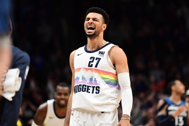 Minnesota Timberwolves vs. Denver Nuggets - 11/10/19 NBA Pick, Odds, and Prediction