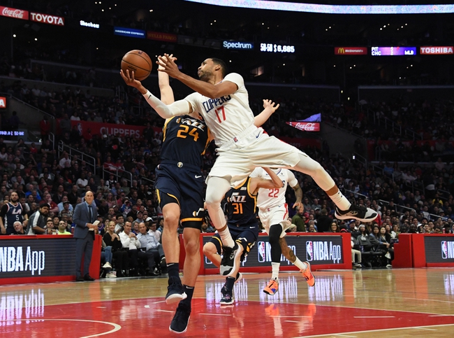 Utah Jazz vs. L.A. Clippers - 10/30/19 NBA Pick, Odds, and Prediction