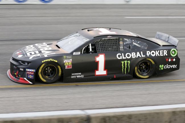 NASCAR Cup Series Richmond Head to Head Matchup