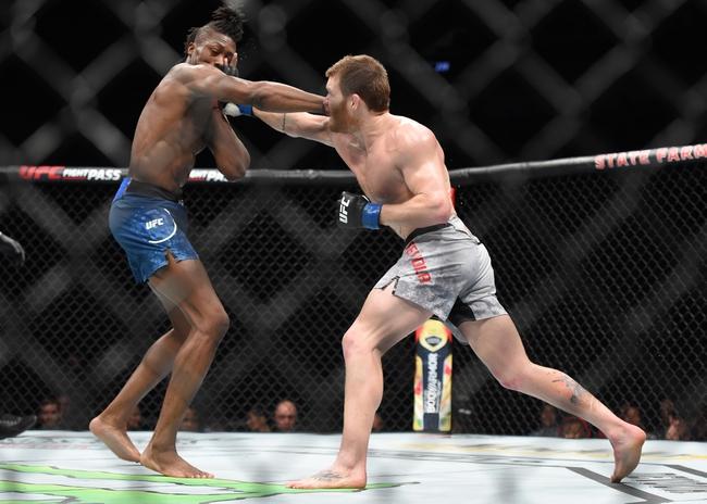 Thiago Moises vs. Jalin Turner - 9/5/20 UFC Vegas 9 Pick and Prediction