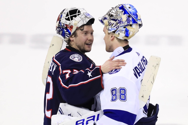 Columbus Blue Jackets vs. Tampa Bay Lightning - 2/10/20 NHL Pick, Odds, and Prediction