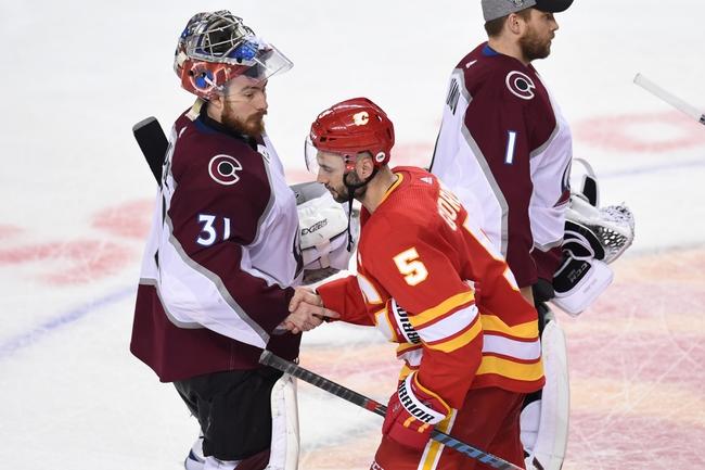 Colorado Avalanche vs. Calgary Flames - 10/3/19 NHL Pick, Odds, and Prediction