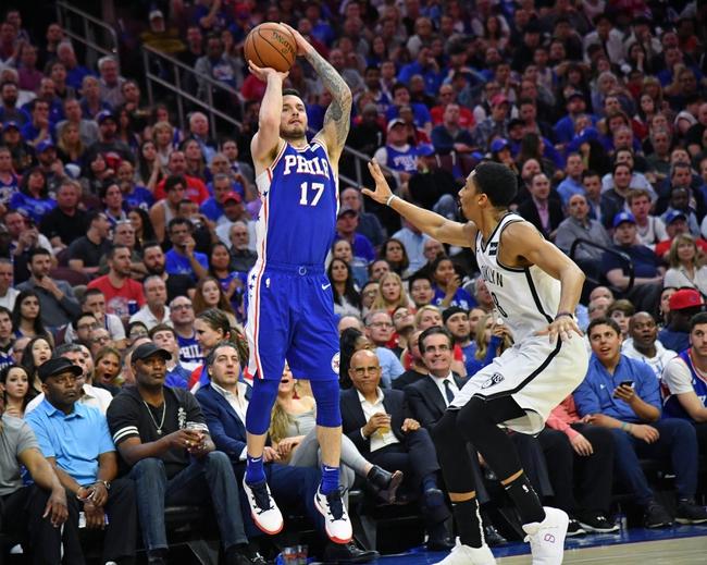 Brooklyn Nets vs. Philadelphia 76ers - 12/15/19 NBA Pick, Odds, and Prediction