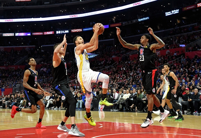 Golden State Warriors vs. L.A. Clippers - 10/24/19 NBA Pick, Odds, and Prediction