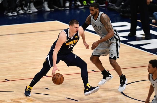 Denver Nuggets vs. San Antonio Spurs - 2/10/20 NBA Pick, Odds & Prediction