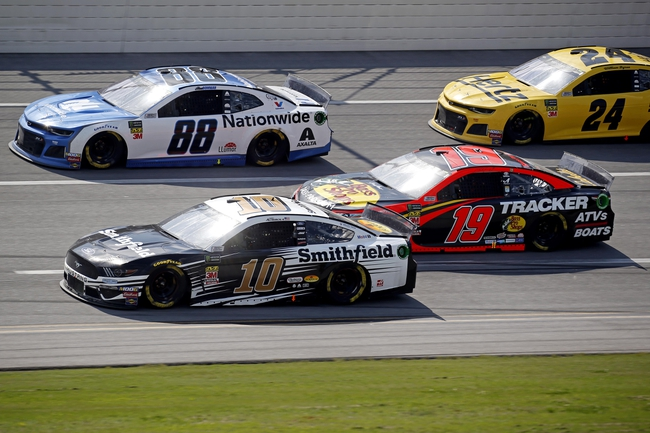 2020 Season Finale 500- 11/8/20 Driver vs. Driver Matchups and Odds