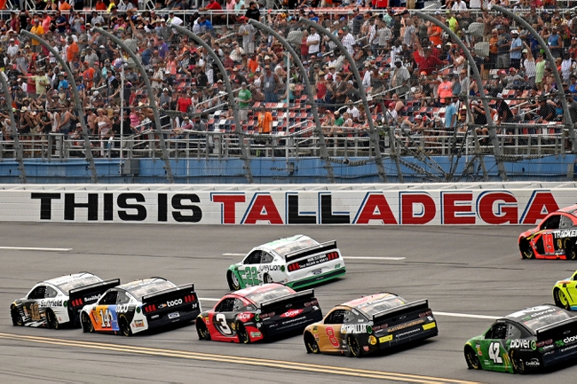 NASCAR Cup Series YellaWood 500 Talladega Outright Winner