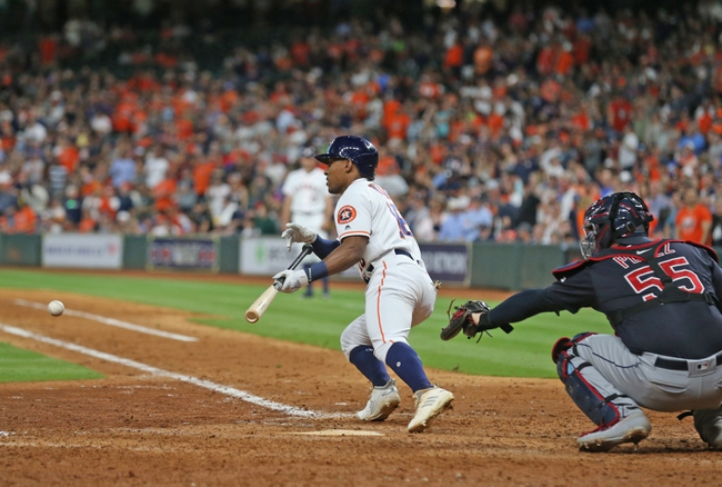 Cleveland Indians vs. Houston Astros - 7/30/19 MLB Pick, Odds, and Prediction
