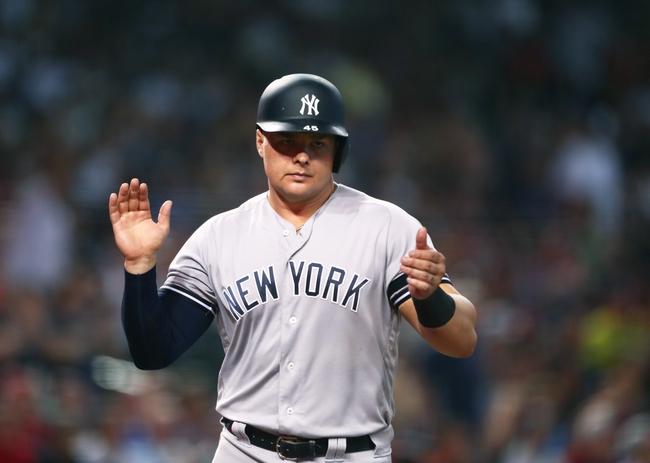 New York Yankees vs. Arizona Diamondbacks - 7/30/19 MLB Pick, Odds, and Prediction