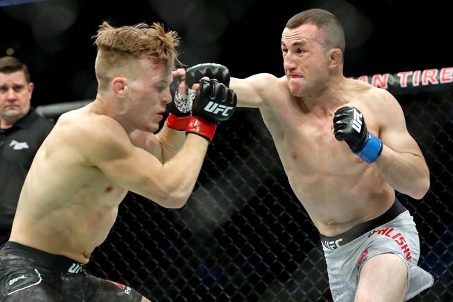 John Dodson vs. Merab Dvalishvili  - 8/15/20 UFC 252 Pick and Prediction