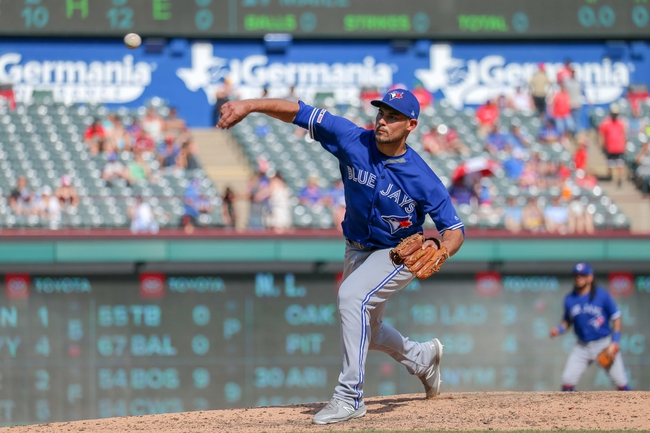 Toronto Blue Jays vs. Texas Rangers - 8/13/19 MLB Pick, Odds, and Prediction