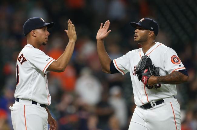 Kansas City Royals vs. Houston Astros - 9/13/19 MLB Pick, Odds, and Prediction