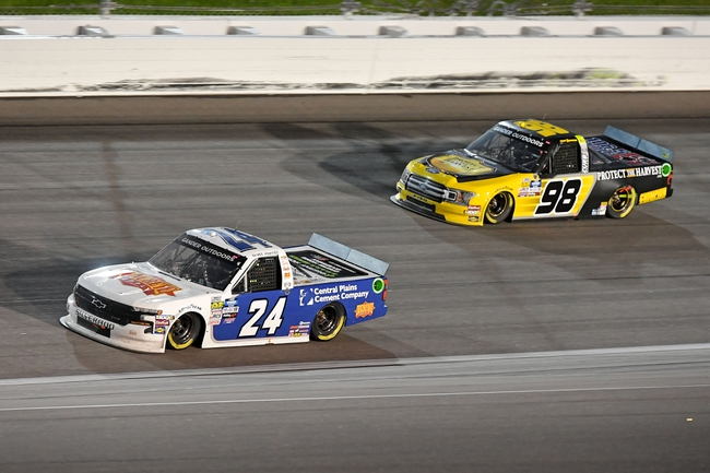 CarShield 200- 8/30/20 Nascar Truck Series Picks, Odds, and Prediction