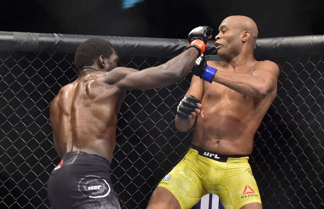 UFC Vegas 12: Uriah Hall vs. Anderson Silva Picks and Predictions
