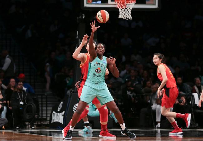 New York Liberty vs. Connecticut Sun - 8/30/19 WNBA Pick, Odds, and Prediction
