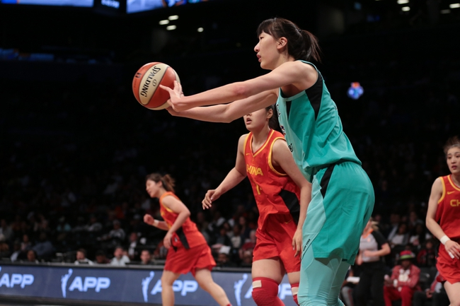 Las Vegas Aces vs. New York Liberty - 8/9/20 WNBA Picks and Prediction