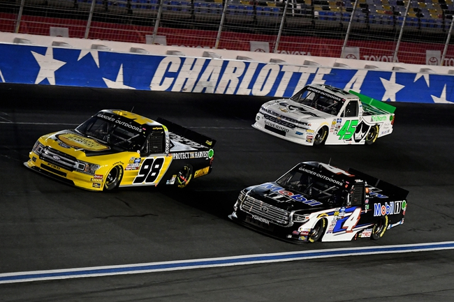 Jeter' NASCAR Truck Series Championship Top 3 Finish