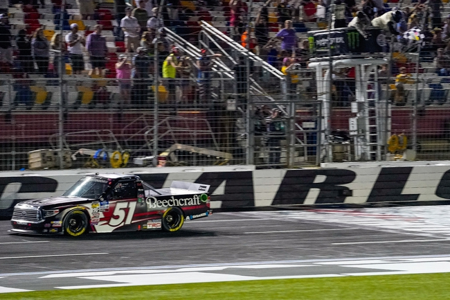 North Carolina Education Lottery 200 - 5/26/20 NASCAR Truck Series Pick, Odds, and Prediction