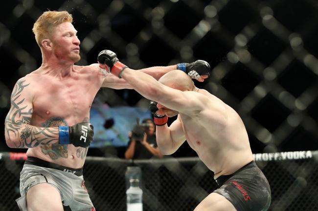 Ed Herman vs. Mike Rodriguez - 9/12/20 UFC Vegas 10 Pick and Prediction