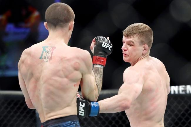 Grant Dawson vs. Nad Narimani - 7/18/20 UFC Fight Night 172 Pick and Prediction