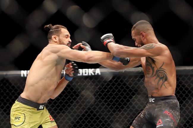 Nicolas Dalby vs. Danny Roberts - 3/21/20 UFC Fight Night 171 Pick, Odds, and Prediction