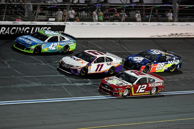 Jeter's NASCAR Cup Series Hollywood Casino 400 Kansas Speedway Head to Head
