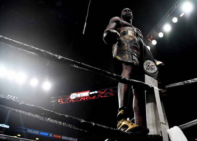 Tyson Fury vs. Deontay Wilder Boxing Pick, Odds, Prediction - 2/22/20