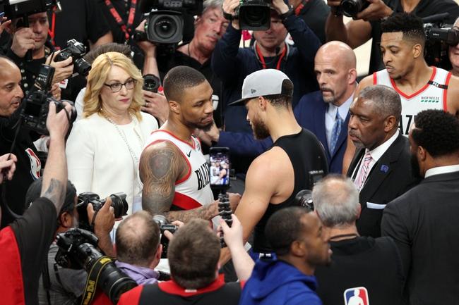 Golden State Warriors vs. Portland Trail Blazers - 11/4/19 NBA Pick, Odds, and Prediction