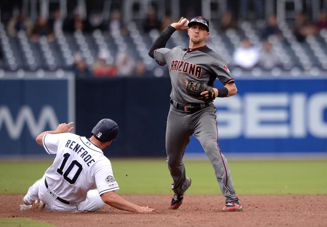 Arizona Diamondbacks vs. San Diego Padres - 9/2/19 MLB Pick, Odds, and Prediction
